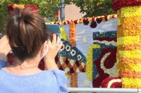 Nieuws: Alternatieve bloemencorso in Valkenswaard: 'het corsohart ga