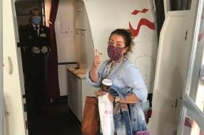 Nieuws: Angelique is door het oog van de naald gekropen om uit Marok