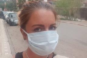 Nieuws: Angelique wil naar huis: ze heeft haar man al een half jaar