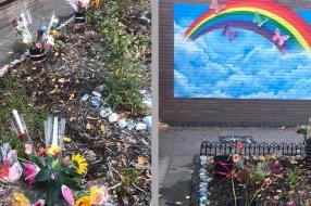 Nieuws: Basisschool herdenkt vier slachtoffertjes van spoordrama in
