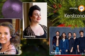 Nieuws: Beleef het kerstconcert van Omroep Gelderland vanuit je luie