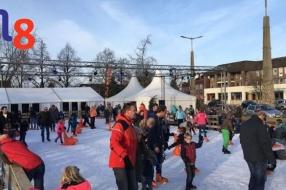 Nieuws: Dit jaar geen ijsbaan in Malden