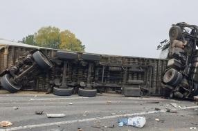 Nieuws: Dode en gewonden bij ernstig ongeluk op A73