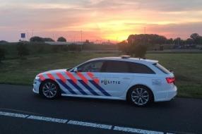 Driebergen, Deest - Aanhoudingen bij busje met 705 kilo illegaal vuurwerk