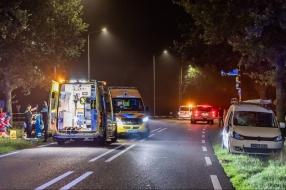 Nieuws: Fietser zwaargewond na aanrijding in Alphen