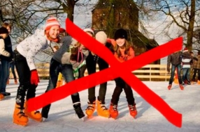 Nieuws: Geen ijsbaan op winterfestijn Malden