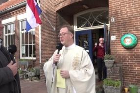 Nieuws: Installatie van pastoor Rick Blom