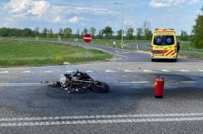 Nieuws: Motorrijder verongelukt in Wijchen