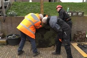 Nieuws: Na 40 jaar is de molen in Beuningen weer compleet