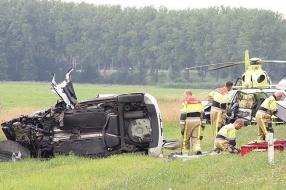 Nieuws: Na meerdere verkeersongelukken nog steeds geen oplossing voo