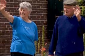 Nieuws: Nelly woont al 84 jaar in Heumen en ging nog nooit op vakant