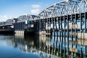 Nieuws: Niet iedereen mag meer over de Thompsonbrug
