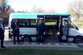 Nieuwe buurtbus tussen Grave en Wijchen