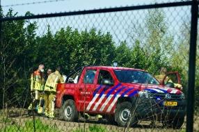 Opnieuw motorcrossers gewond op de trainingsbaan in Alphen