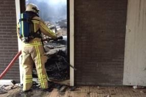 Nieuws: Slachtoffers flatbrand Nijmegen moeten dóór