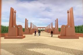 Nieuws: Streep door kunstwerk in perenboomgaard Winssen: 'Te weinig