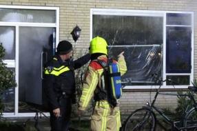 Nieuws: Veel schade bij woningbrand Wijchen