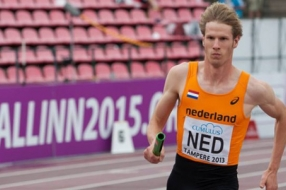 Nieuws: Vierde titel op rij voor atleet Thijmen Kupers