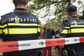 Wijchen/Nijmegen - Gestolen auto waarschijnlijk gebruikt bij ramkraak