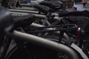 Nieuws: Wijchen treedt op tegen illegaal geplaatste fietsen