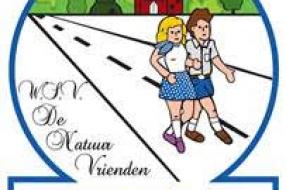 "2e Winterserie wandeltocht bij wsv ""De Natuurvrienden"" te Merselo op 11 januari 2015"